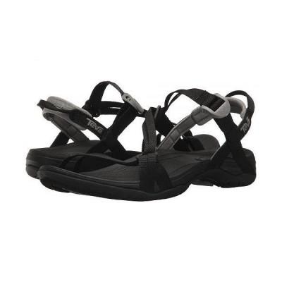 Teva テバ レディース 女性用 シューズ 靴 サンダル Sirra - Black