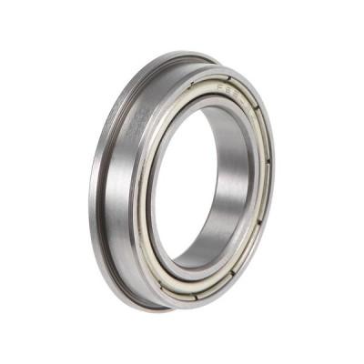 uxcell クロム鋼軸受 シングル行 F6900 F6800 F6700フランジ玉軸受 通常の精度 マイクロモーター用 F6803ZZ (1個)