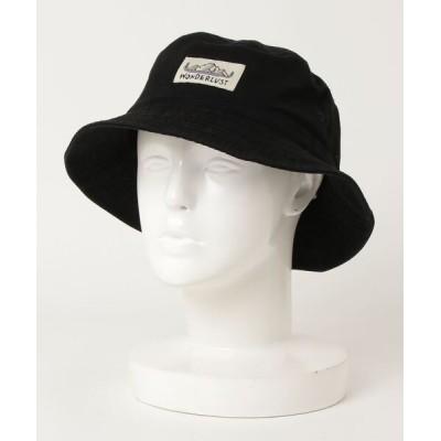 yield / 【Basiquenti】Wonderlust Tag Bucket Hat BCL-N11676 MEN 帽子 > ハット