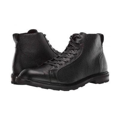 Allen Edmonds アレン エドモンズ メンズ 男性用 シューズ 靴 ブーツ レースアップ Alpine Lace - Black