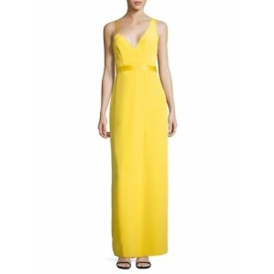ダイアンフォンファステンバーグ レディース ワンピース Sleeveless Asymmetrical Side Silk Dress