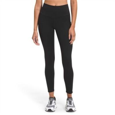 ノースフェイス レディース カジュアルパンツ ボトムス The North Face Motivation High-Rise 7/8 Pocket Leggings - Women's TNF Black