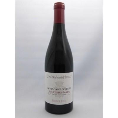 飲み頃2010年 NUITS ST GEORGES AUX CHAMPS PERDRIX ニュイ・サン・ジョルジュ オー・シャン・ペルドリ / アラン・ミシュロ ALAIN MICHELOT 2010年 750ml