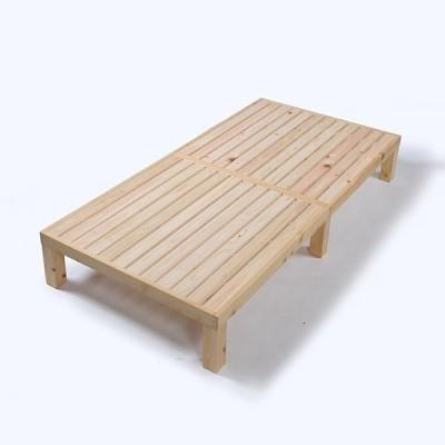 すのこベッド シングル ひのき 檜 NB01S-HKN 国産 送料無料