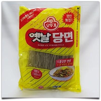 オットギ 「昔の春雨」(韓国料理・チャップチェの麺)(500g)