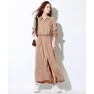 (ECOALF WOMEN/エコアルフ ウィメンズ)・MURREN ドレス / MURREN DRESS WOMAN/レディース ベージュ