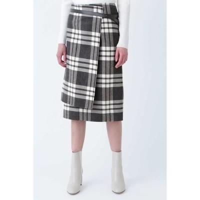 ADORE / アドーア リバービッグチェックタイトスカート