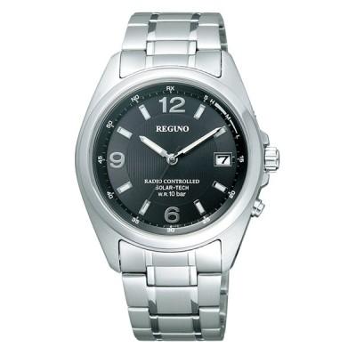 腕時計 シチズン CITIZEN レグノ RS25-0343H ソーラー電波時計 メンズ 正規品