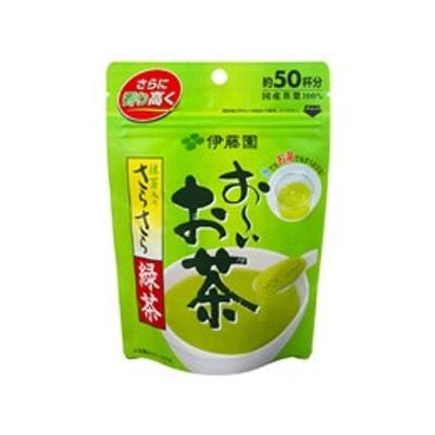 伊藤園/お~いお茶 さらさら抹茶入り緑茶 40g