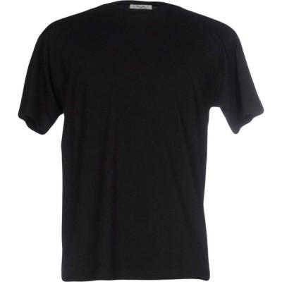 オビオスベーシック OBVIOUS BASIC メンズ Tシャツ トップス t-shirt Black
