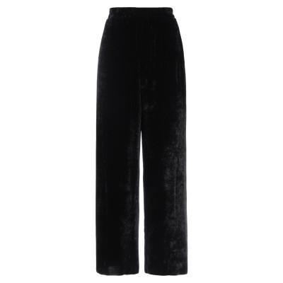 バランタイン BALLANTYNE パンツ ブラック 42 レーヨン 82% / シルク 18% パンツ