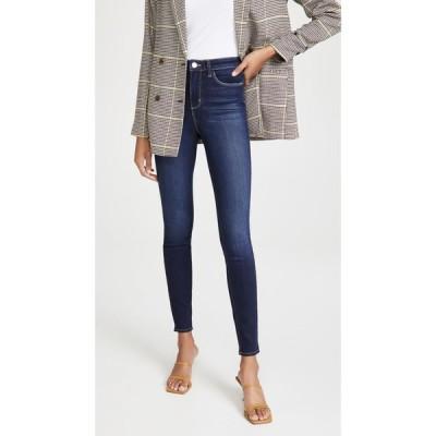 ラジャンス L'AGENCE レディース ジーンズ・デニム スキニー ボトムス・パンツ Marguerite High Rise Skinny Jeans Orlando