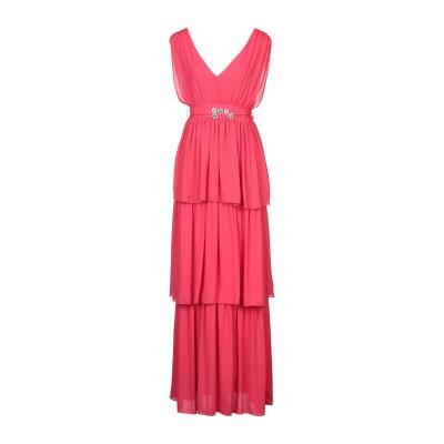 コッカ KOCCA ロングワンピース&ドレス フューシャ L ポリエステル 100% ロングワンピース&ドレス