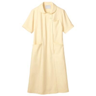 住商モンブラン住商モンブラン ラウンドカラーワンピース ナースワンピース 医療白衣 半袖 コーラル M 73-1938(直送品)