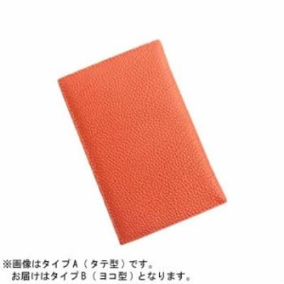 AWESOME(オーサム) ゴルフスコアカードホルダー タイプB (ヨコ型) オレンジ GSCH-Y01