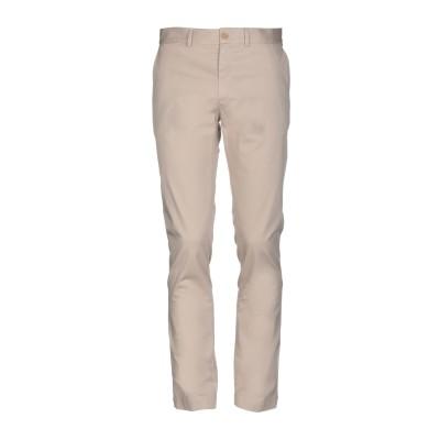 ビッケンバーグ BIKKEMBERGS パンツ サンド 52 コットン 96% / ポリウレタン 4% パンツ