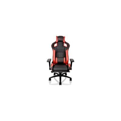 Thermaltake ゲーミングチェア GT Fit Gaming chair(ブラック&レッド) GC-GTF-BRMFDL-01
