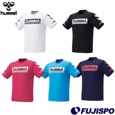 プラクティスTシャツ (HAP4133)ヒュンメル(hummel) シャツ プラクティス プラシャツ 半袖 【ゆうパケット発送※お届けまでに1週間程かかる場合があります】