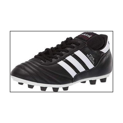 adidas mens Copa Mundial Soccer Shoe, Black/White/Black, 10.5 Women 9.5 Men US[並行輸入品]