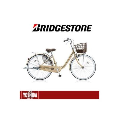(店舗受取送料割引)ブリヂストン(BRIDGESTONE) アルミーユ 点灯虫 3段 24型 AU43T ファミリーサイクル
