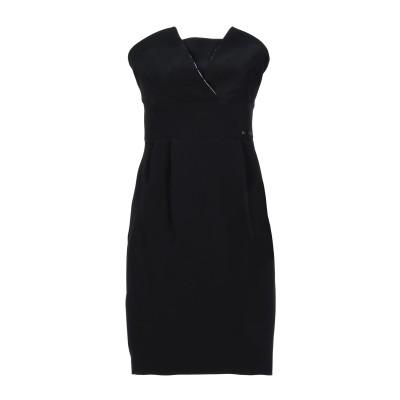 SARAH CHOLE for BAD GIRL ミニワンピース&ドレス ブラック M ポリエステル 100% ミニワンピース&ドレス