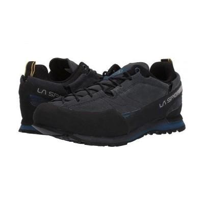 La Sportiva スポルティバ メンズ 男性用 シューズ 靴 スニーカー 運動靴 Boulder X - Carbon/Opal
