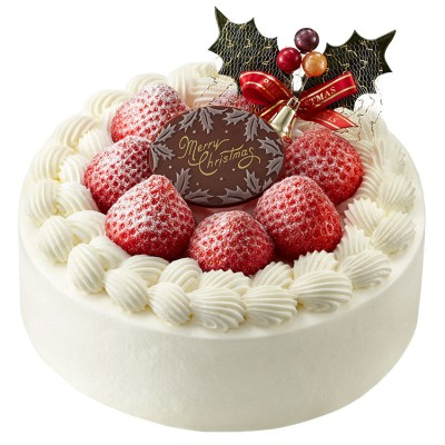 東京會舘 B22 苺のクリスマスケーキ[25日お渡し] 新宿店 店頭お渡しケーキ