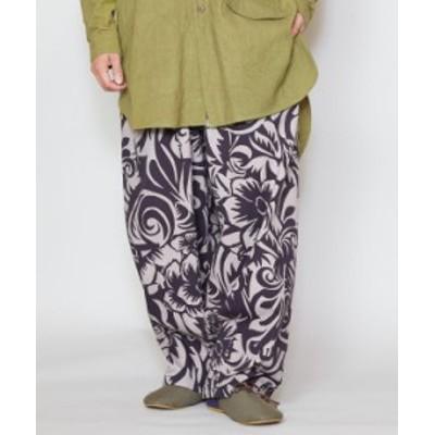 チャイハネ 公式 [メゾンメンズパンツ] エスニック アジアン  ファッション メンズパンツ/サロペ IAC-1153