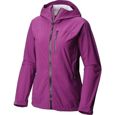 マウンテンハードウェア Mountain Hardwear レディース ジャケット アウター Stretch Ozonic Jacket Cosmos Purple