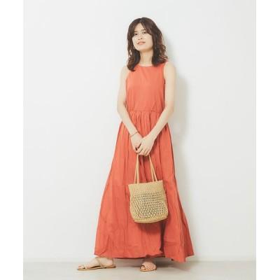 Rouge vif la cle/ルージュ・ヴィフ ラクレ MARIHA 夏のレディのドレス スカーレット 36