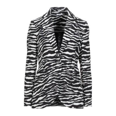 パロッシュ P.A.R.O.S.H. テーラードジャケット ブラック XS ポリエステル 90% / ポリウレタン 10% テーラードジャケット