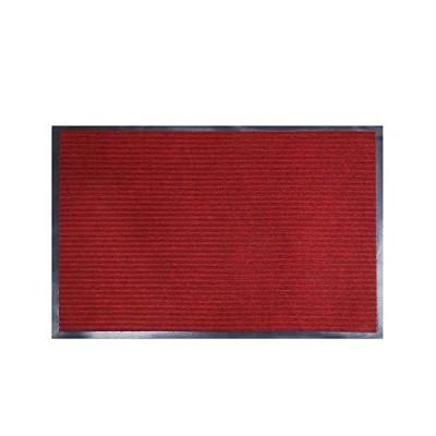 fani Heavy Duty Large Outdoor Indoor Entrance Doormat Red Waterproof Low Pr