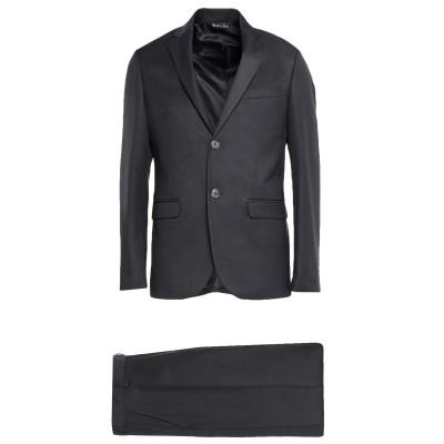 ALESSANDRO GILLES スーツ スチールグレー 46 ウール 70% / レーヨン 27% / ポリウレタン 3% スーツ
