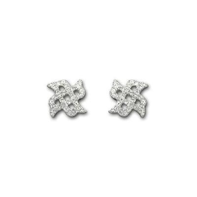 スワロフスキー Swarovski 『Diamanta クリップイヤリング』 973776