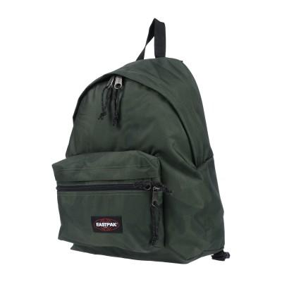 イーストパック EASTPAK バックパック&ヒップバッグ ダークグリーン ナイロン 100% バックパック&ヒップバッグ
