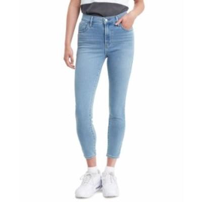 リーバイス レディース デニムパンツ ボトムス Women's 720 Cropped Super-Skinny Jeans Indie Disc