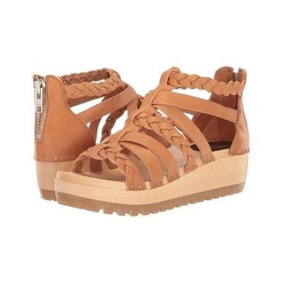 Swedish Hasbeens スウェディッシュハズビーンズ レディース 女性用 シューズ 靴 サンダル Gladiator Clog - Nature