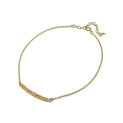 aBALENT(アバレント)ゴールド メンズ アンクレット ハワイアンジュエリー プルメリア アンクレット メンズ レディース シルバー ゴールド