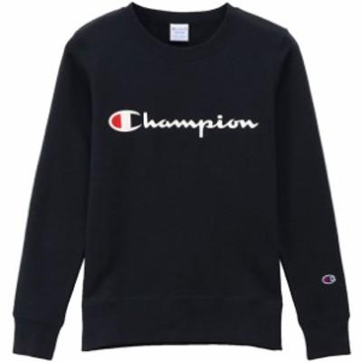 CREW NECK SWEATSHIRT チャンピオン/Champion レディース カジュアルスウェットトレーナー (cwq001-370)