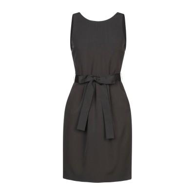 ブルーガール ブルマリン BLUGIRL BLUMARINE ミニワンピース&ドレス ブラック 40 ポリエステル 100% ミニワンピース&ドレス