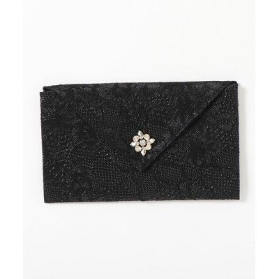 Dorry Doll/ Luxe brille / ラメレースハンカチーフ袱紗(フクサ) WOMEN 財布/小物 > その他小物
