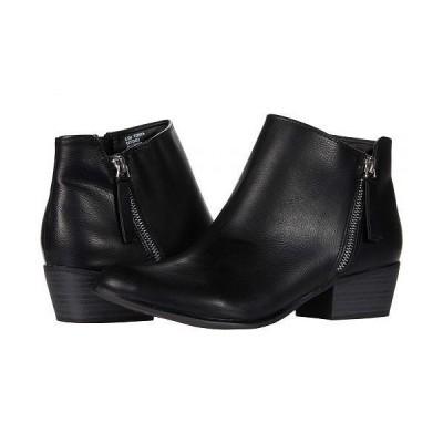 Esprit エスプリット レディース 女性用 シューズ 靴 ブーツ アンクル ショートブーツ Tonya - Black