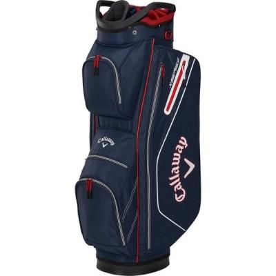 キャロウェイ Callaway ユニセックス ゴルフ カートバッグ X-Series Cart Bag Navy/White/Red