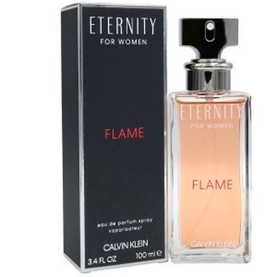 カルバン クライン CALVIN KLEIN エタニティ フレイム EDP SP 100ml ETERNITY FLAME FOR WOMEN【香水】【レディ―ス】【ギフト】
