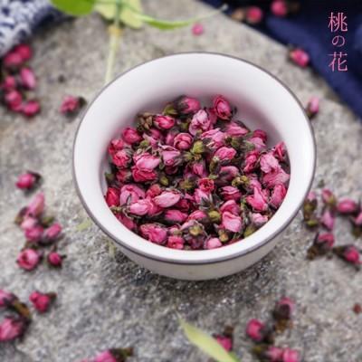 特級 雲南 桃の花 50g 無添加 無農薬栽培 ハーブティー 花茶