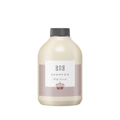 ■ 花王 andand ゆったりと エアリーピーチの香り シャンプー 替え