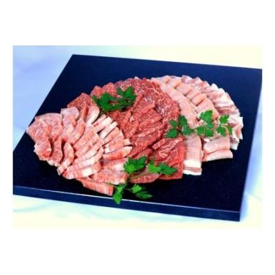 A5飛騨牛(カルビ&赤身)と飛騨高山豚 豪華焼肉セット 合計1.5kg