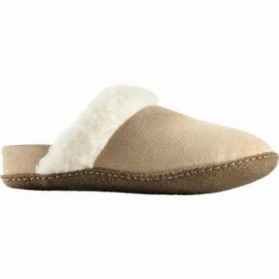 ソレル スリッパ Nakiska Slide II Slipper British Tan/Natural Suede