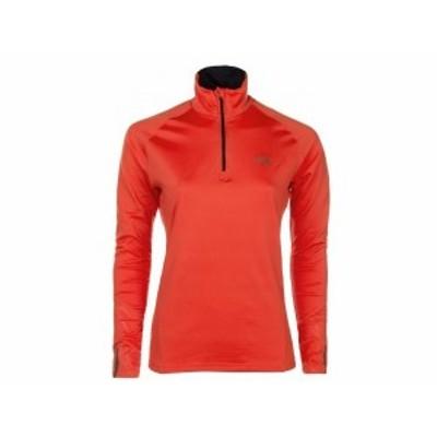 ニューライン:【レディース】アイモーション ウォームシャツ【newline IMOTION WARM SHIRT スポーツ フィットネス 長袖 Tシャツ】