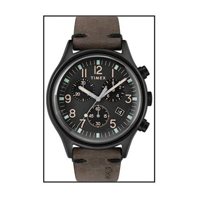 【新品】Timex 42mm MK1 SST クロノ One Size ブラック